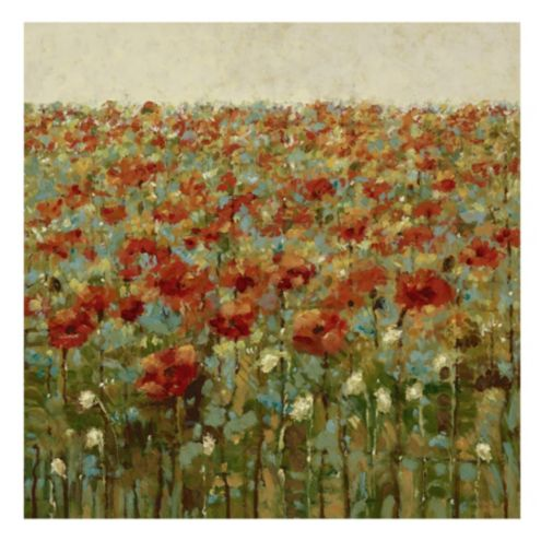 Field of Poppies Giclee Print