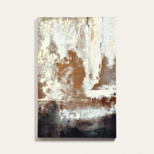 Parisian Wall Stretched Canvas
