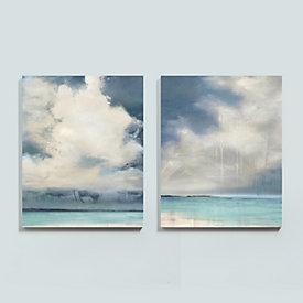 ocean horizon art ballard designs