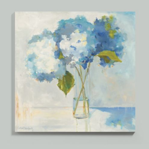 Blue Cotton Art