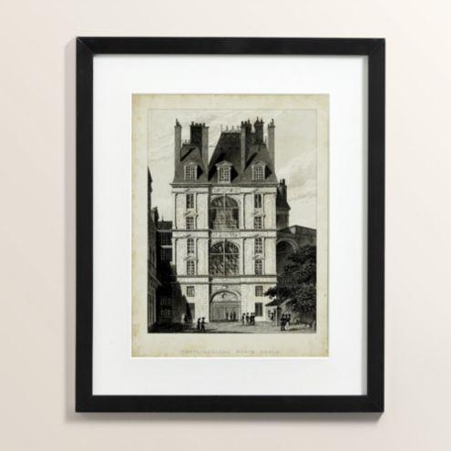 Petite Fontainbleu Porte Doree Art