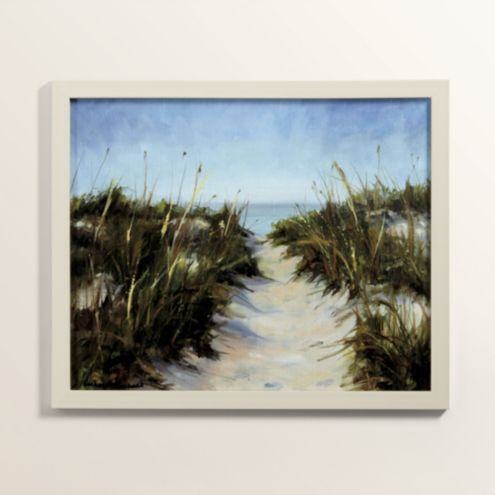 Petite Seagrass View Art