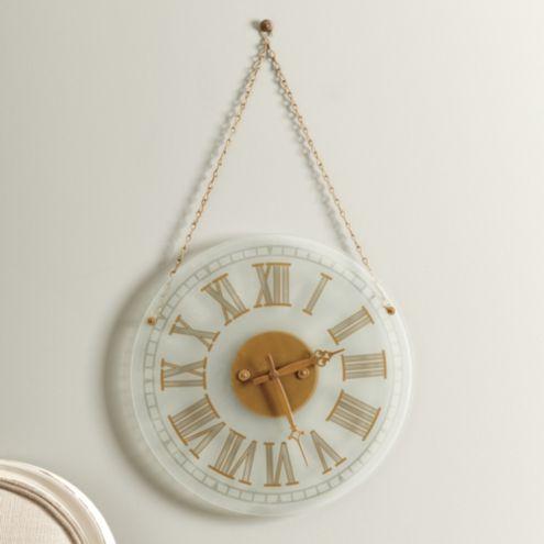 Elsa Clock