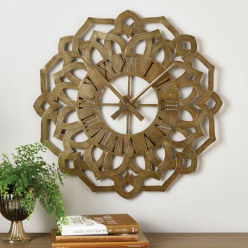 Adelia Clock
