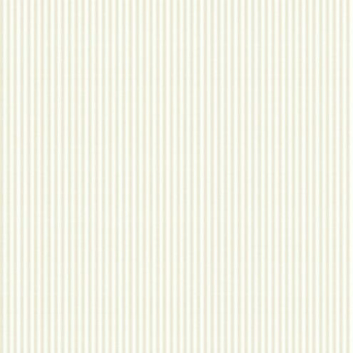 Taffeta Ticking Wallpaper Brown/White Double Roll