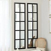 Window Pane Mirrors Ballard Designs