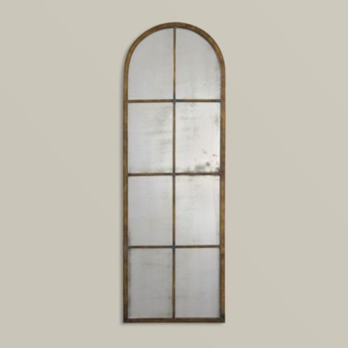 Greenwich Arched Mirror