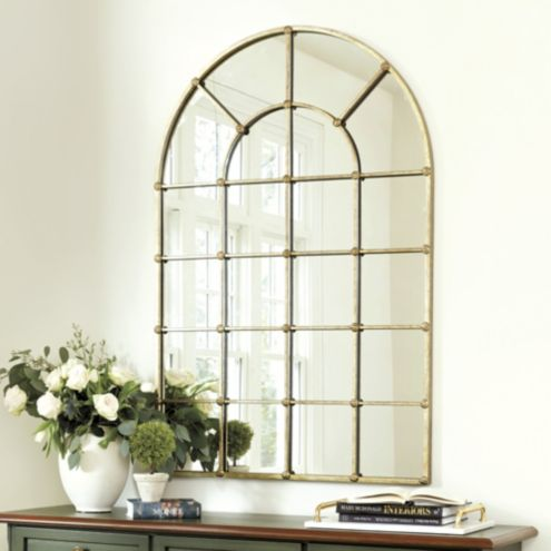 Grand Palais 54' Arch Mirror