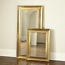 Bella Leaner Mirror Ballard Designs