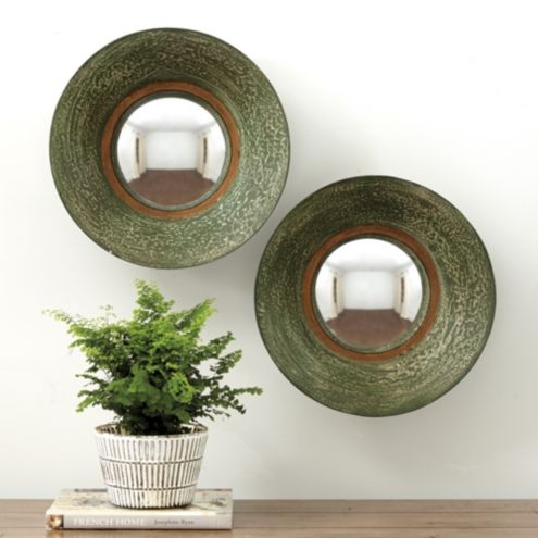 Lu Mirrors - Set of 2