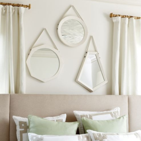 Suzanne Kasler Geometric Mirrors
