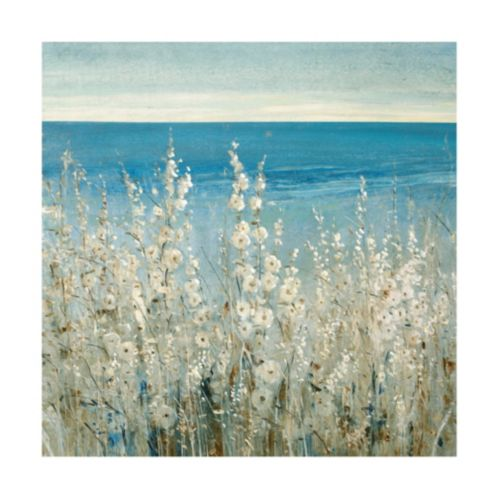 Shoreline Flowers Outdoor Art