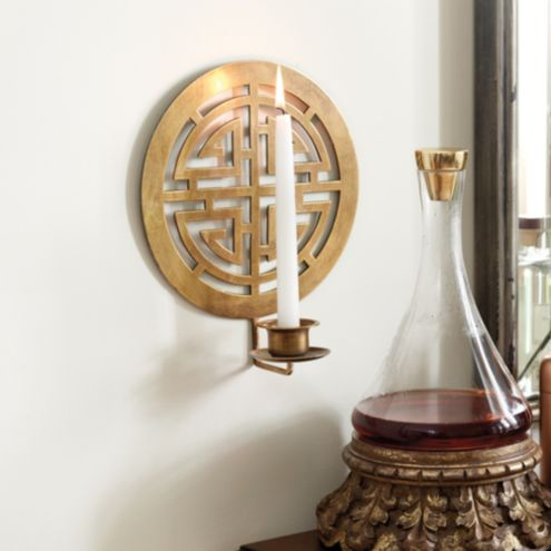 Tai Candle Sconce