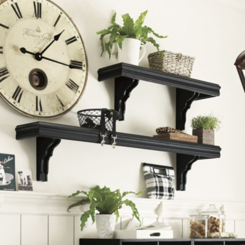 Caf&#233 Basic Shelving - 12 inch Deep