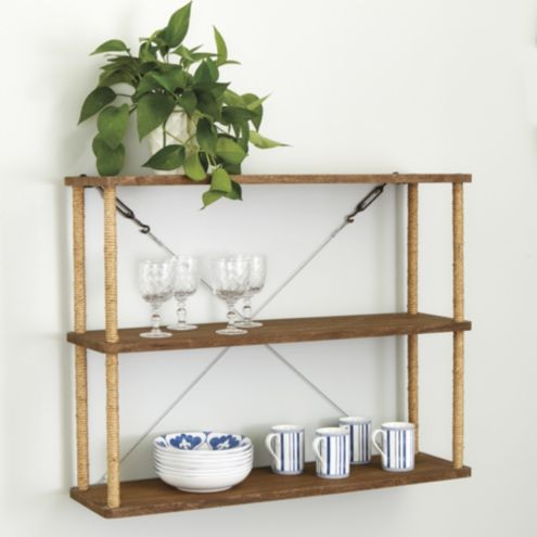 Knowles Jute Shelf