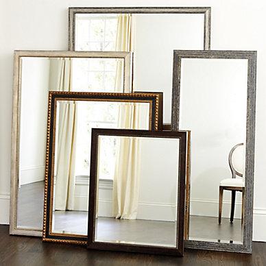 Wall Mirror Design mirrors: floor, wall & vanity mirrors | ballard designs