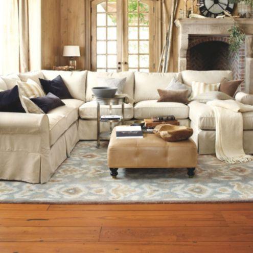 Ellis Living Room Ballard Designs