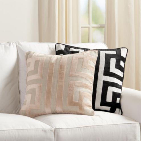 Mazey pillow ballard designs