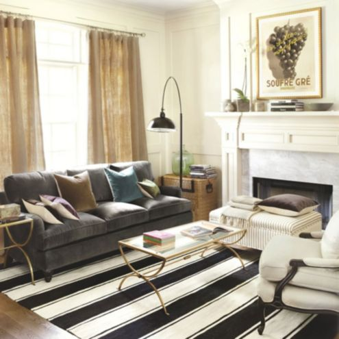 Reston living room ballard designs