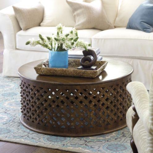 Bornova Coffee Table Ballard Designs
