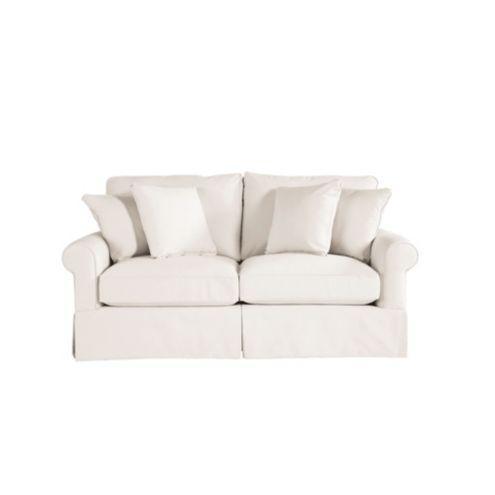 Baldwin Upholstered Apartment Sofa Ballard Designs