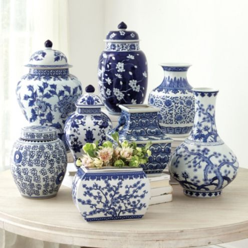 Blue Amp White Chinoiserie Collection Ballard Designs
