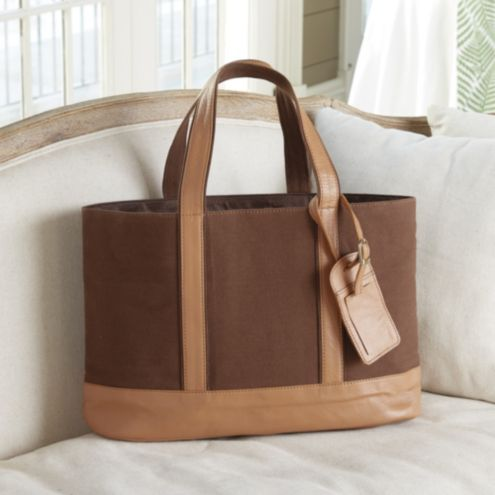 Bunny Williams Carryall Tote