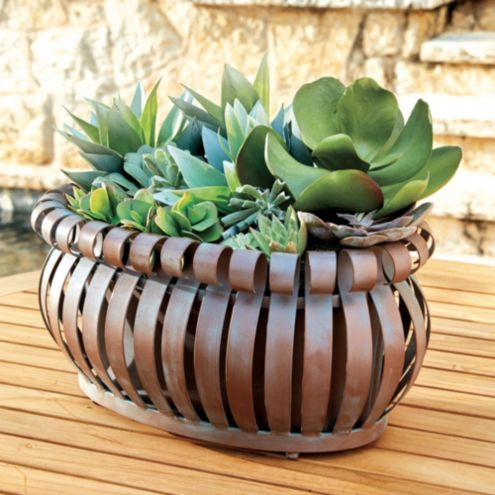Liege Weathered Planter