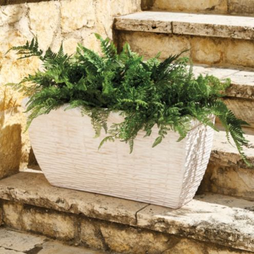 Nantucket Large Rectangle Planter