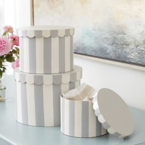 Collette Nesting Boxes - Set of 3