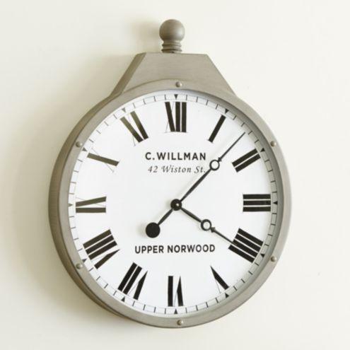 Norwood Clock Ballard Designs