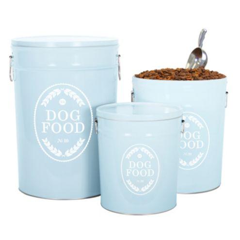 Farmhouse Pet Food Canister Ballard Designs