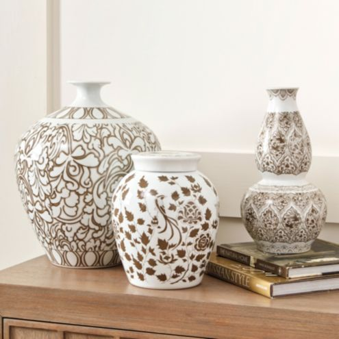 Canton Vase Collection