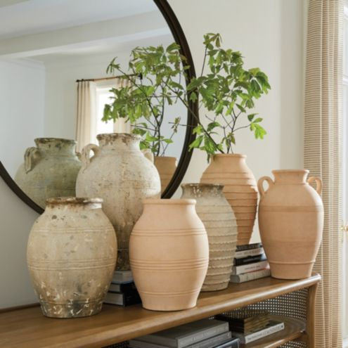 Emelia Vase Collection