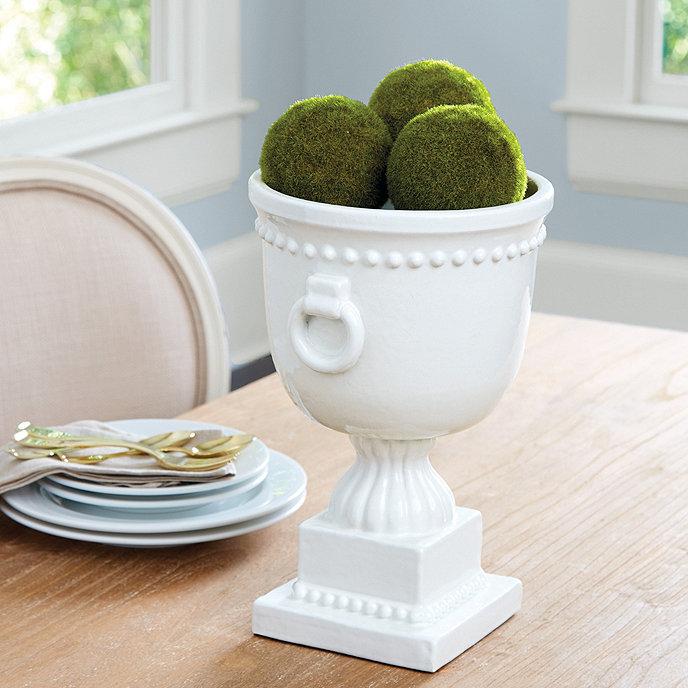 Champagne Bucket Decorative Vase