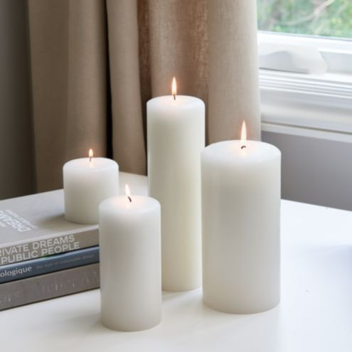 Essential Candle - Pillar