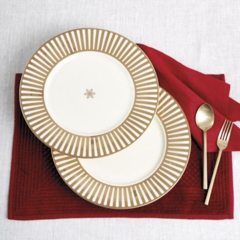 Florence Charger/Buffet Plates - Set of 2
