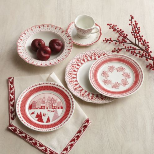 Jacqueline 20-Piece Dinnerware Set