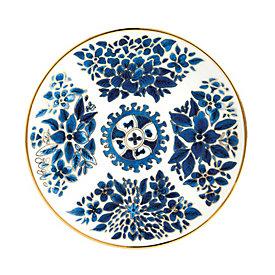 Ming Accent Plate - Set of 4  sc 1 st  Ballard Designs & Leopard Accent Plates - Set of 4 | Ballard Designs