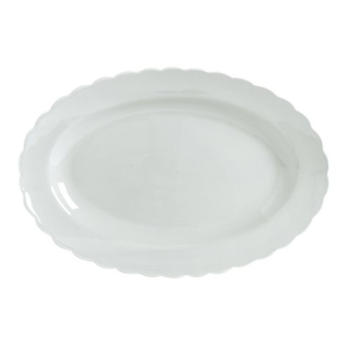 Laurier Oval Serving Platter