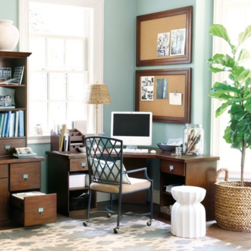 Belgrado Home Office Furniture Ballard Designs