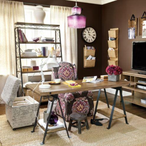 Nadine Home Office Furniture Collection Ballard Designs