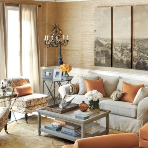 Olivia Living Room Furniture Collection Ballard Designs