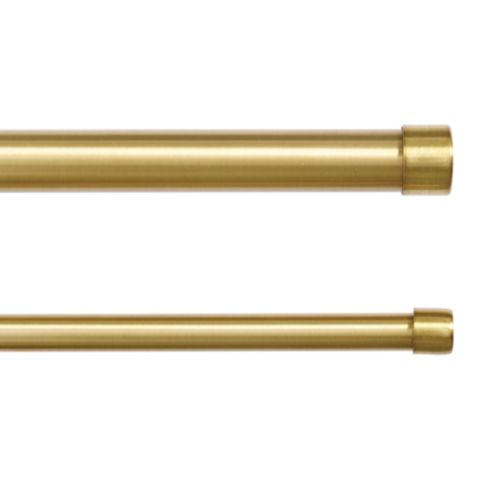 Drapery Rod End Caps - Set of 2