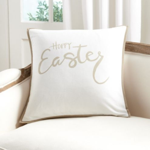 Hoppy Easter Pillow Cover