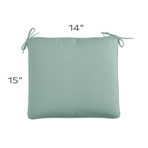 Outdoor Chair Cushion with Knife Edge L -