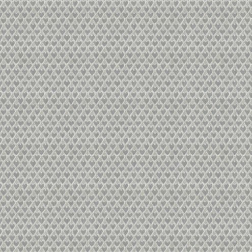 Evie Pewter Fabric by the Yard