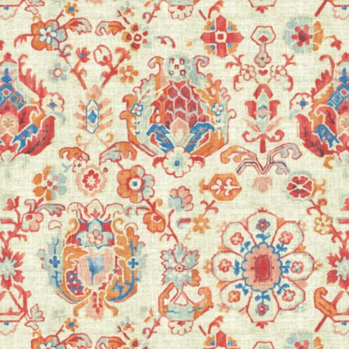 Faro Berry Fabric by the Yard