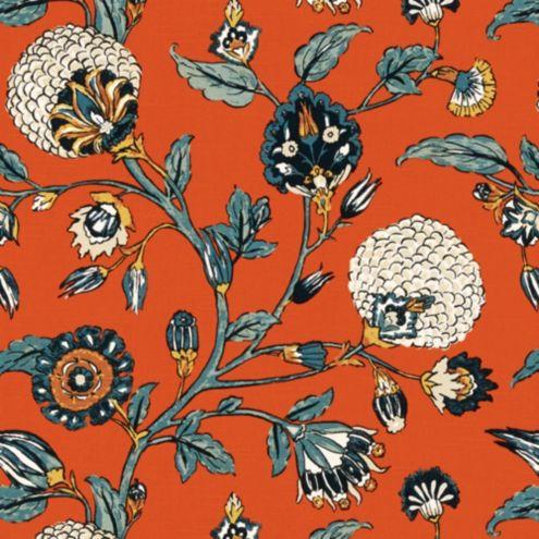 Tory Spice Fabric By The Yard Ballard Designs