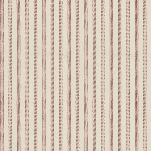 Grayson Stripe Red Fabric by the Yard